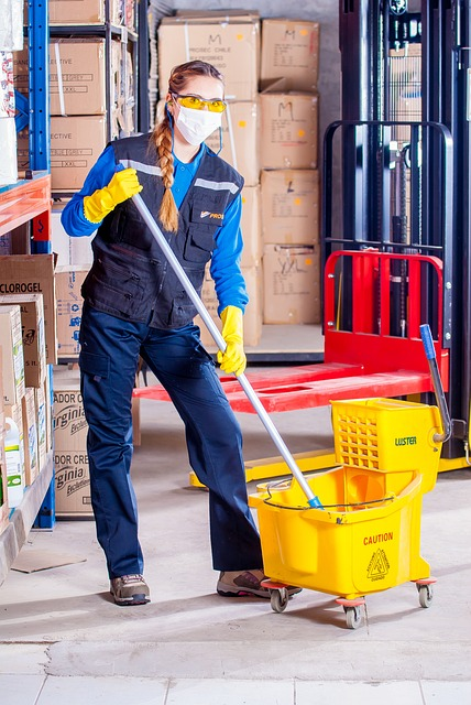 Manufacturing and Facility Cleaning